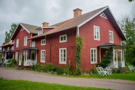 Fridhem - Private room or whole house for events - Hedemora