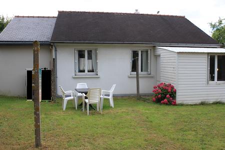 Petite maison avec jardin au calme dans le centre - La Chapelle-sur-Erdre