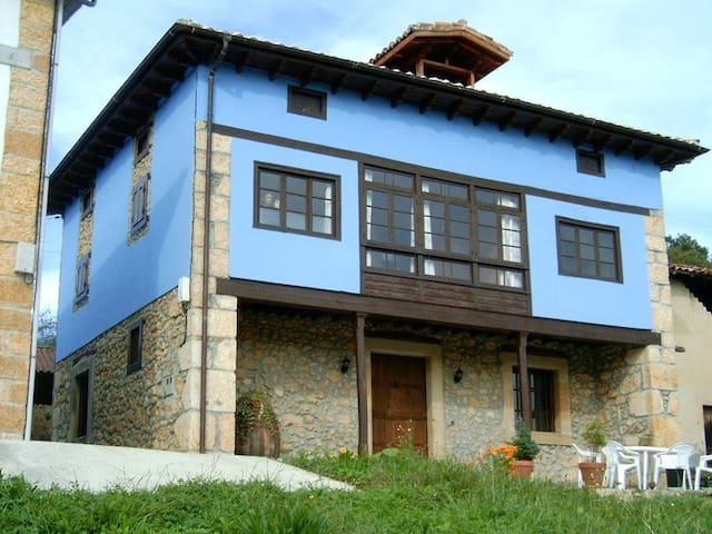 RURAL TYPICAL ASTURIAS'S HOME