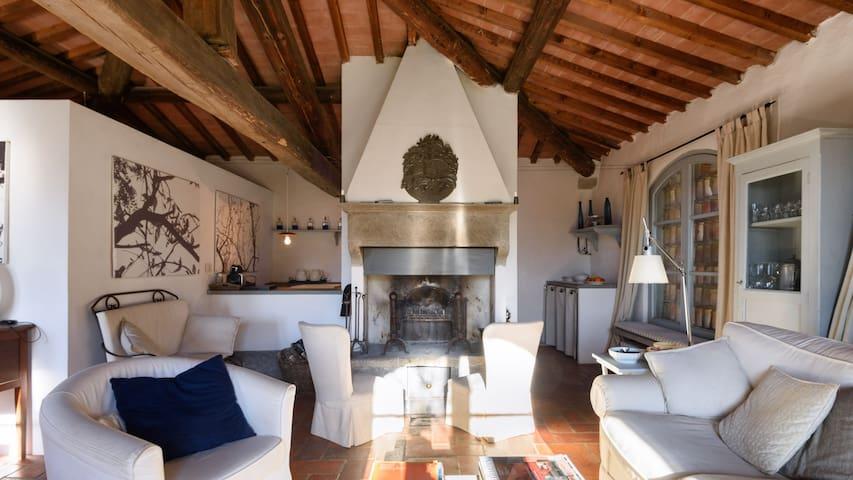 "Farm la Speranza, Tuscan Houses,""Blueberry House"""