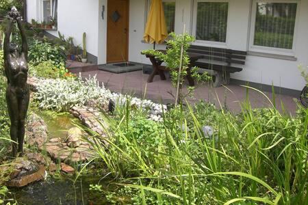 Gemütliche 2 Zi-Wohnung auf 63qm - Wehr - Appartement