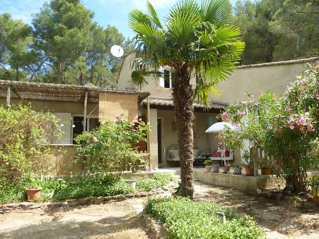 Shanti house LUBERON - Cheval-Blanc - House
