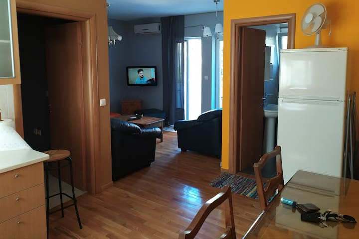 1 Bedroom - 50sqm Apartment