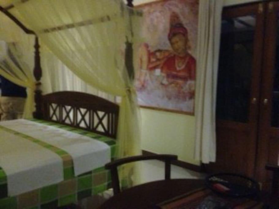 boganvilla bedroom
