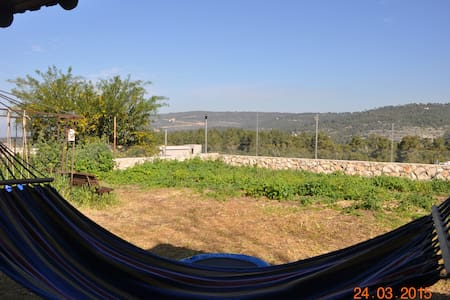 vacation in Israel near to the sea  - yaara - House