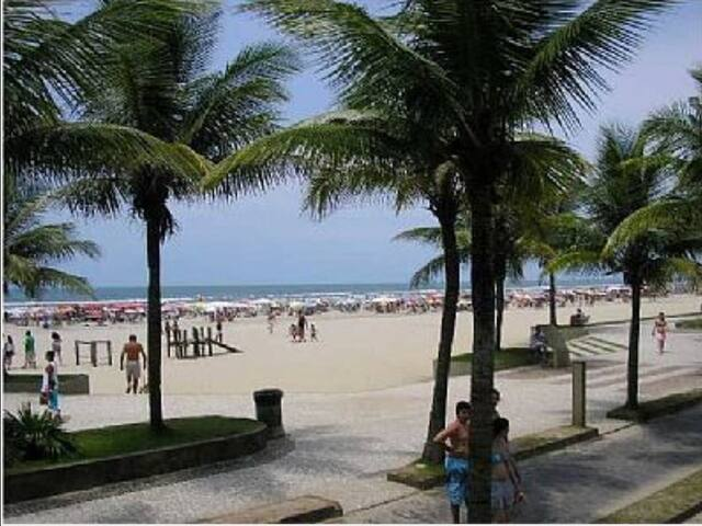 Apartamento na Praia de Ocian