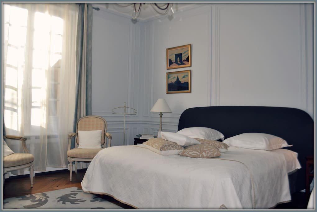 la bnb du roi chambre d 39 h tes chambres d 39 h tes louer versailles le de france france. Black Bedroom Furniture Sets. Home Design Ideas
