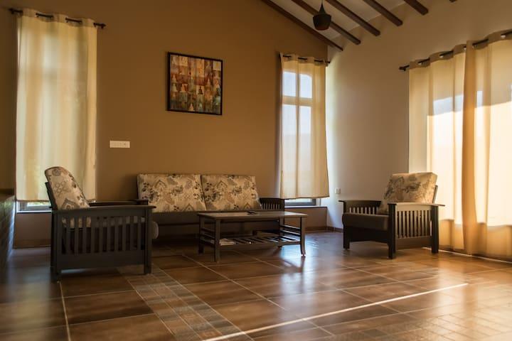 Fully Furnished 3 Bedroom Villa in Lavasa