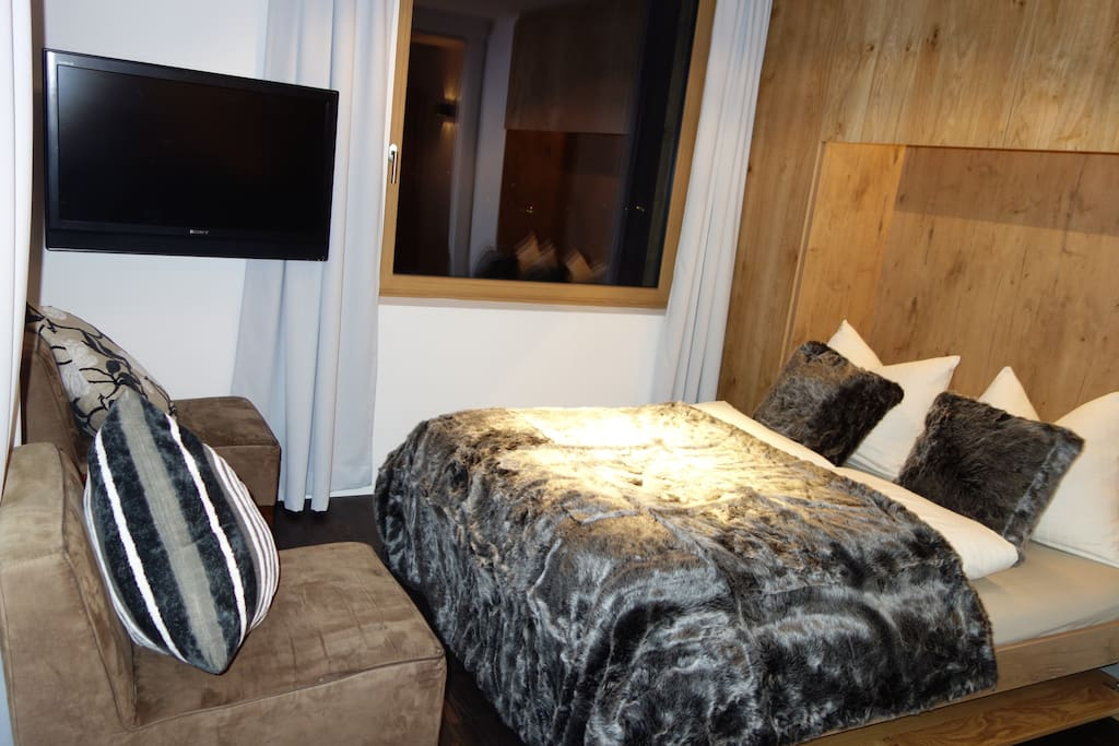 living room - pull out bed