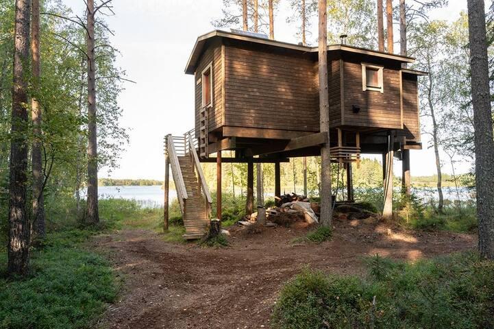 Treehouse Lyan