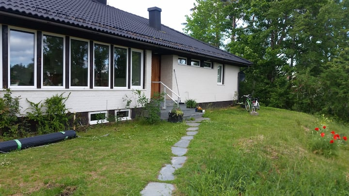 Nice house w pool for familys close to city/subway