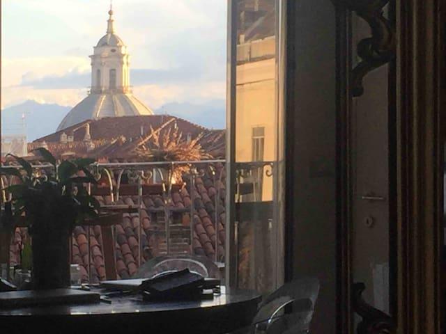 Centro storico splendida vista Mole