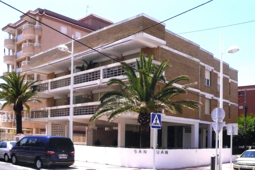 Playa de gandia a 50mts del mar apartamentos en alquiler en gandia valencia espa a - Apartamentos en gandia playa ...