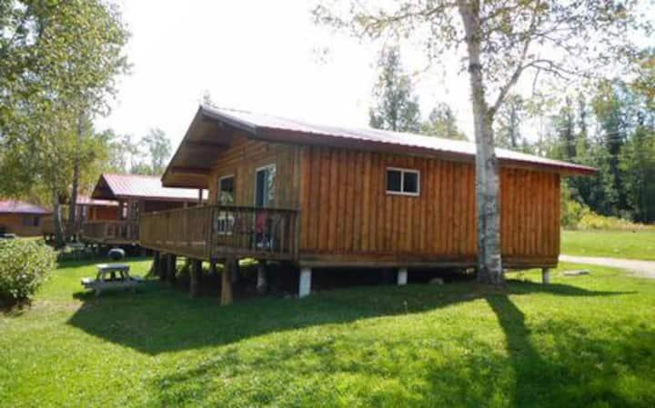 Whitefish Lodge - Fox Cabin