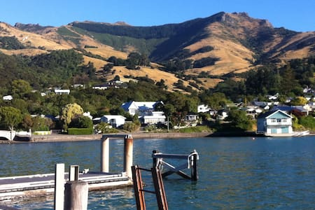 Sea view cottage, Akaroa NZ - Akaroa - 独立屋