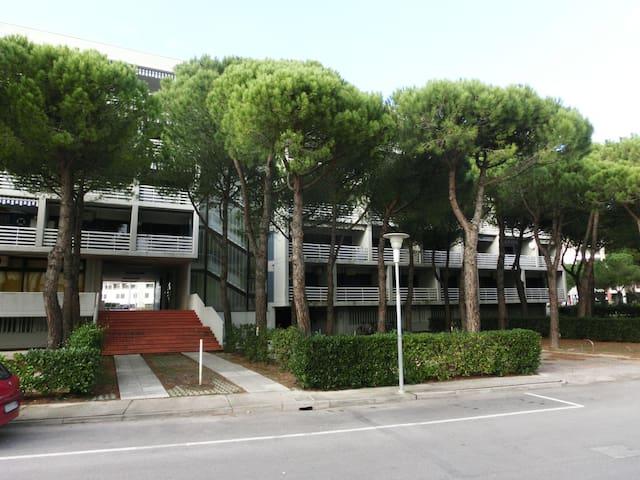 Plutone studio apartment 3 beds - Lignano Sabbiadoro - Lägenhet