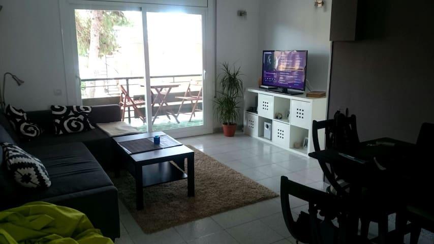 Habitación en Castelldefels playa
