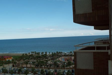 APPT IN OROPESA, SEA VIEW, 2 ROOMS (up to 6 ppl) - Oropesa del Mar