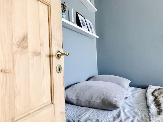 Spacious and cozy apartment in Copenhagen NV - Kopenhagen - Appartement