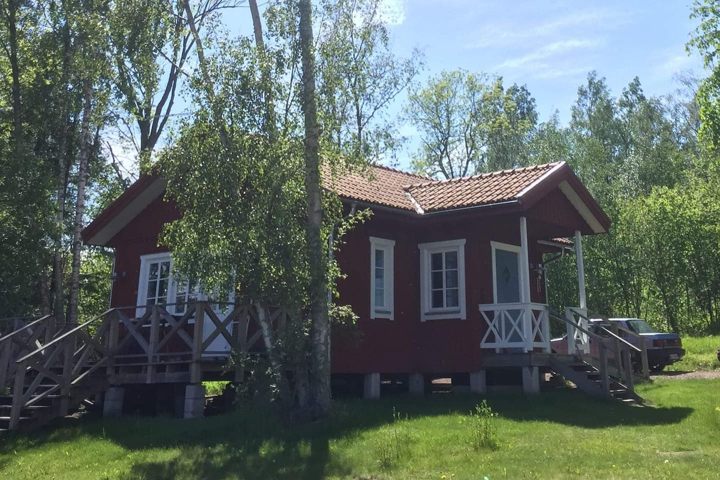 Cottage By The Sea With Sauna Mariehamn Aland Cabins For Rent