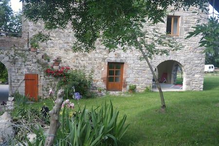 Petite maison de campagne - Berrias et Casteljau - Ház