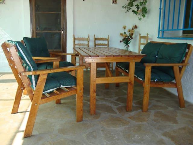 Villa en Casas de Alcanar