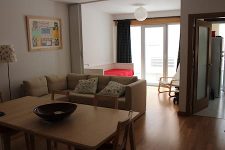 Cozy apartment nearby the beach - Figueira da Foz - Daire