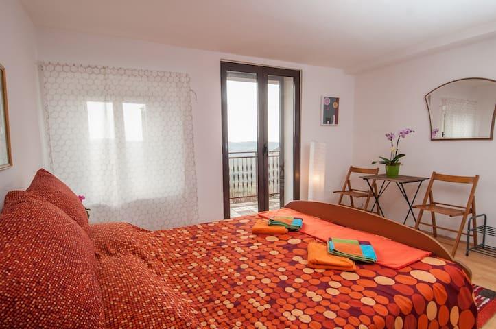 Casa Frottola Holiday house Motovun - Motovun - Rumah