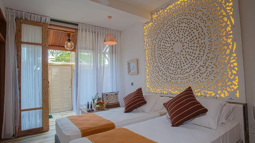 Deluxe Double Room With Patio