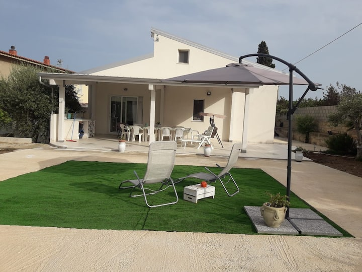 Villa Dandre, dove la serenità è di casa.