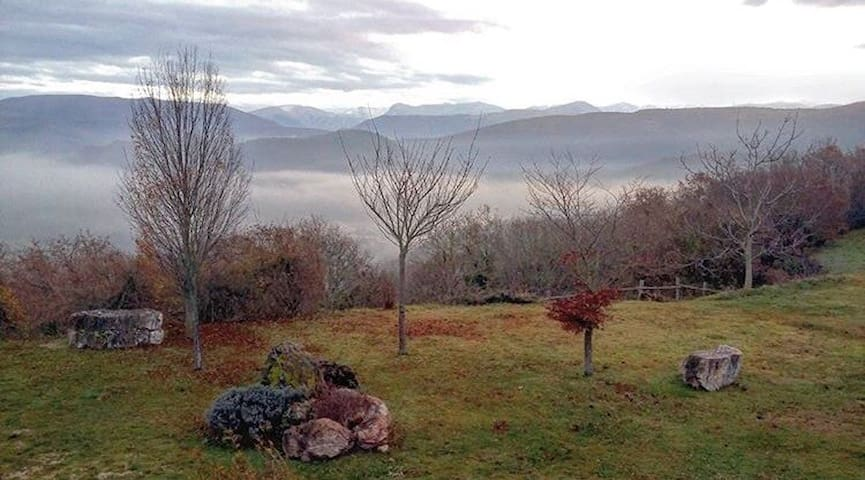 La castagna near Spoleto - Sterpare - Casa