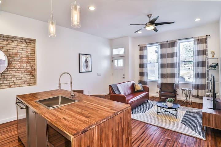 Luxe at The Ballpark (2 Bedroom : 2 Bath Home)