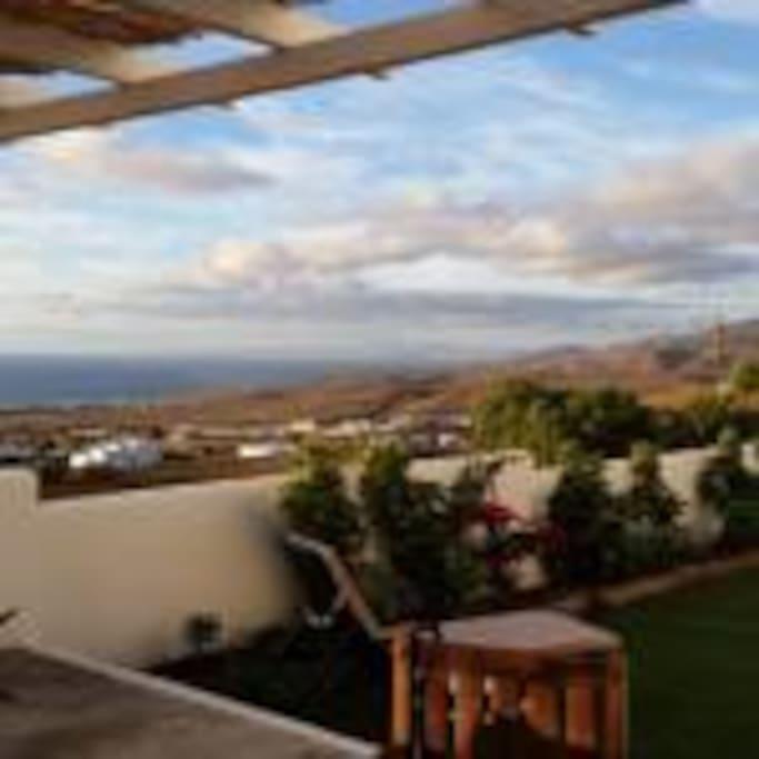 Vista Fuerteventura