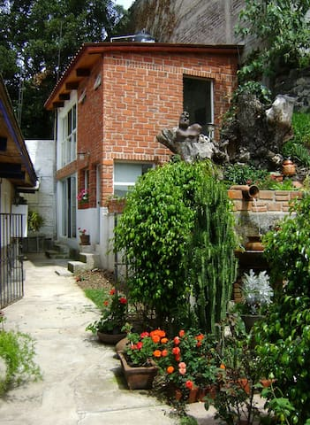Cozy Loft next to the woods. 15 min from  the city - San Miguel Topilejo
