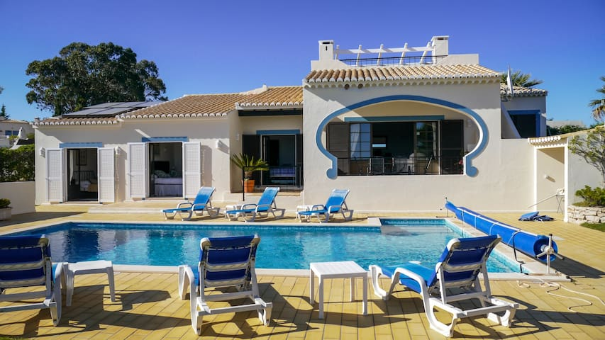 Villa With Private Pool With Sea &
