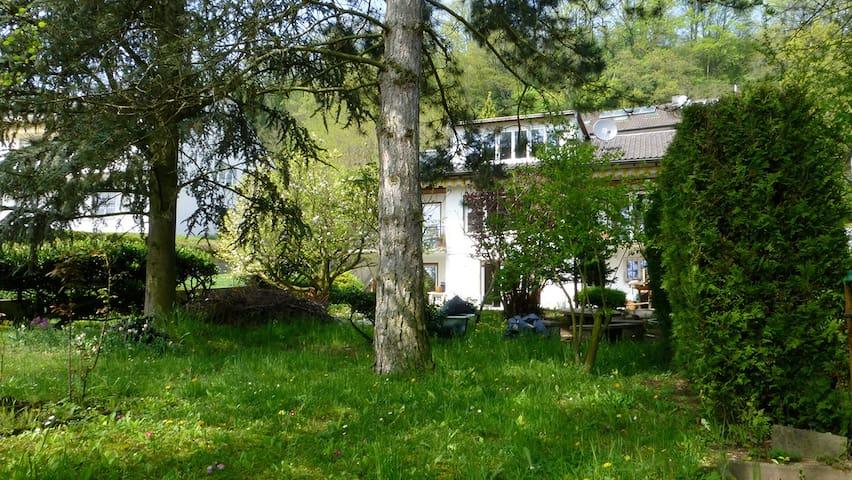 Magnolia View - Grenzach-Wyhlen - Casa