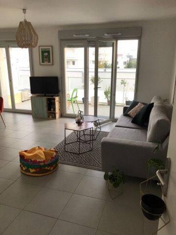 Appartement calme au bord du Lac de Bordeaux
