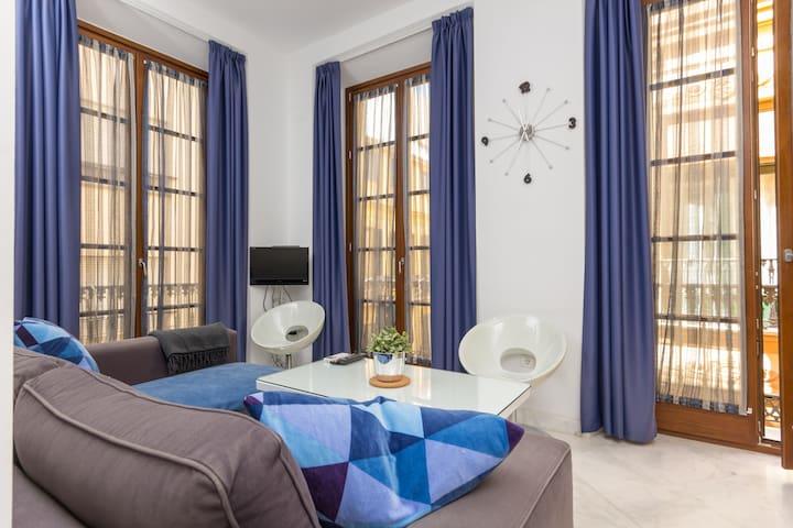 Apartamento centro de Málaga