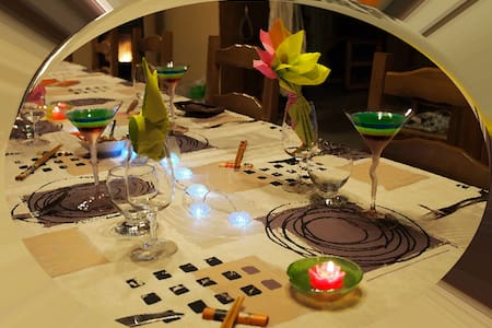 Atelier cuisine: sushi et autres - Sorbais - Bed & Breakfast