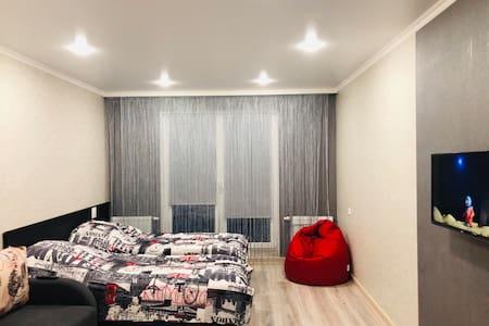 Новая квартира! Уютная! в Центре города!