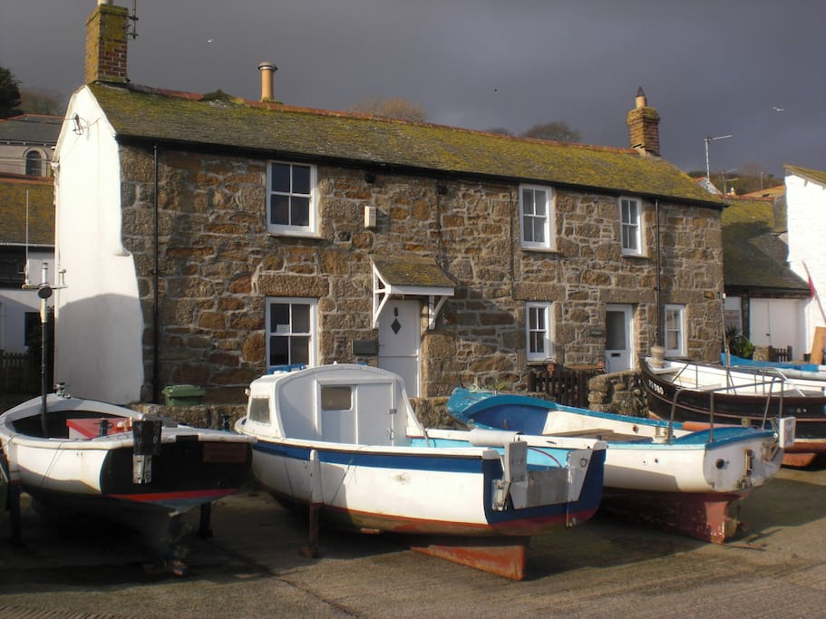 Fisherman S Cottage H 228 User Zur Miete In Mousehole