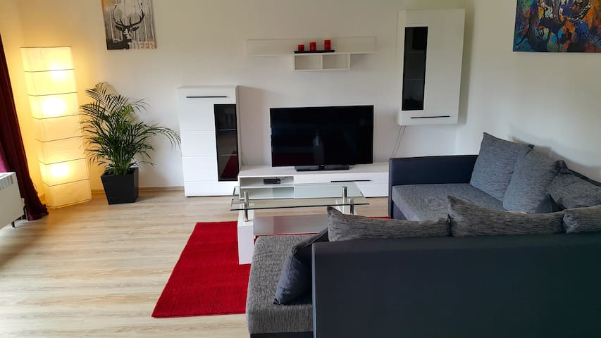 Spacious and modern 3 room flat - Königswinter - Apartment