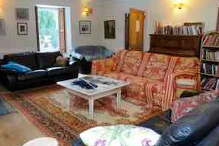Shared Farmhouse by Lammas ecovillage - Pembrokeshire - Dom
