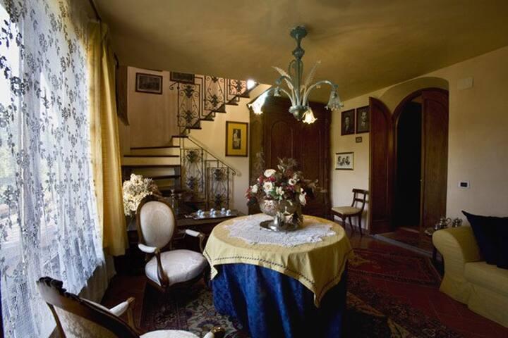 Splendida Suite con vista! - VITERBO -BAGNAIA