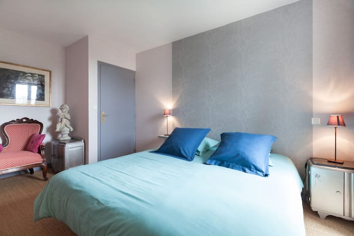 Chambre d'hôtes - calme et confort  - Miniac-Morvan - House