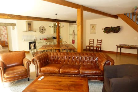 Cottage for 12-13 persons - Haus