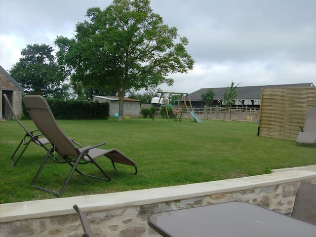 COTTAGE 2/3 IN NORMANDY - Sainte-Colombe - Casa