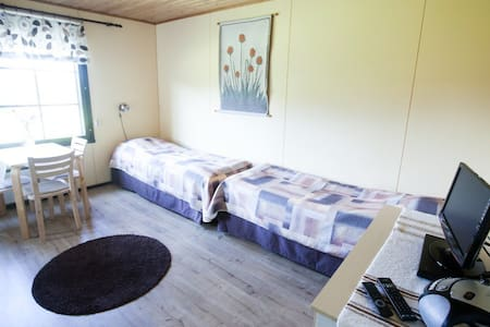 B&B room with kitchen by the lake - Punkaharju - Bed & Breakfast
