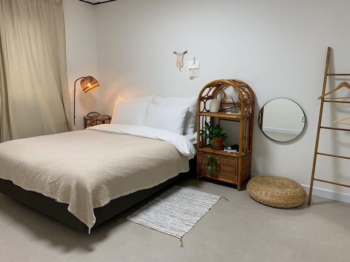강릉#시내주택가#라벤더하우스
