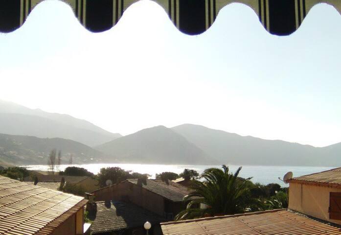 T3 avec terrasse à 100m de la plage - Appietto - Apartment